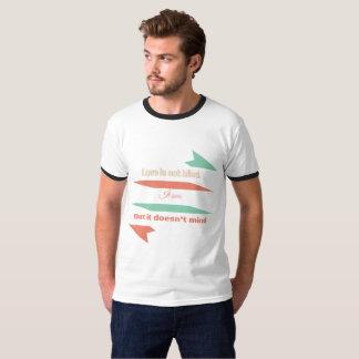 Camiseta Design do amor