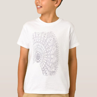 Camiseta Design do Crochet