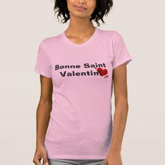 Camiseta Design do dia dos namorados do t-shirt de Valentin