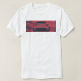 Camiseta Design do estilo de JDM