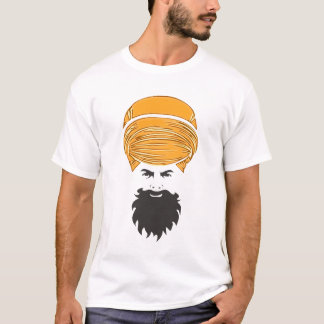 Camiseta Design do estilo de Singh