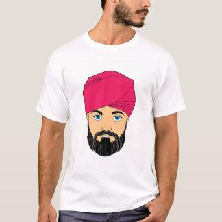 Camiseta design do estilo do singh