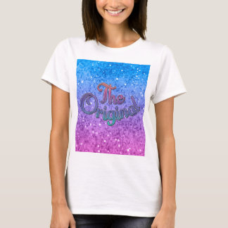 Camiseta Design do grupo da família - música - o original