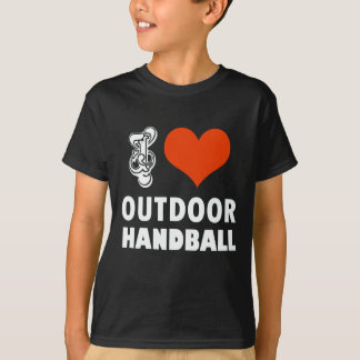 Camiseta Design do handball