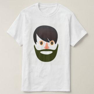 Camiseta Design do homem dos desenhos animados