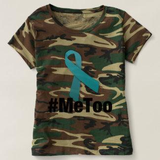 Camiseta Design do #MeToo com fita