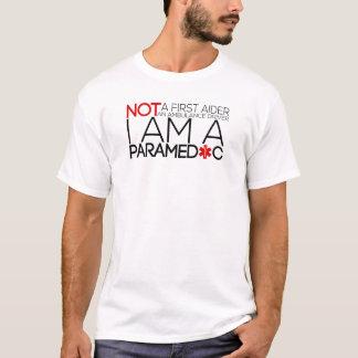 Camiseta design do paramédico bonito
