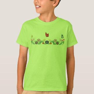 Camiseta Design do primavera