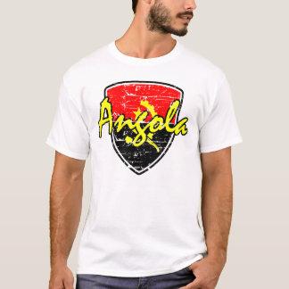 Camiseta Design do protetor de Angola