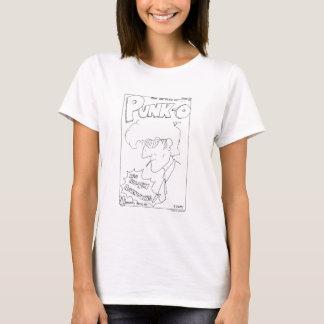 Camiseta Design do Punk-o das mulheres