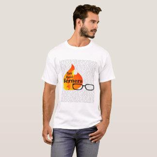 Camiseta Design do t-shirt dos homens para cores claras