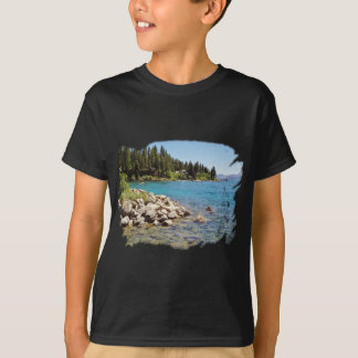 Camiseta Design do Tshirt de Lake Tahoe