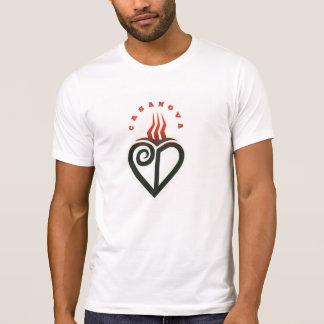 Camiseta Design EUA de Casanova (t-shirt relativo à
