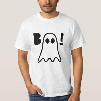 Camiseta Design fantasma engraçado do Dia das Bruxas