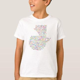 Camiseta Design final dos miúdos