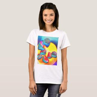 Camiseta Design Funky da fruta por Jane Howarth