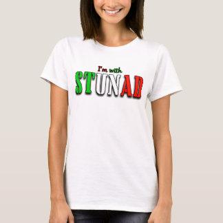 Camiseta Design italiano engraçado para o fundo claro