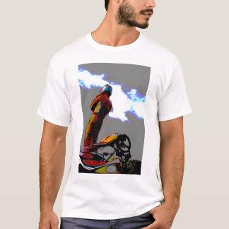 Camiseta Design karting temperamental