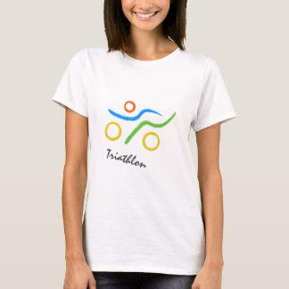 Camiseta Design legal e original do Triathlon