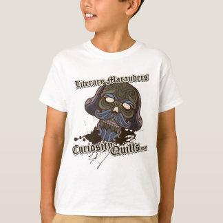 Camiseta Design literário do Marauder da imprensa dos