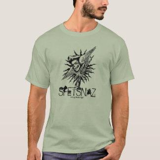 Camiseta Design militar legal do t-shirt do crânio de
