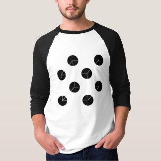 Camiseta Design original da parte traseira da parte