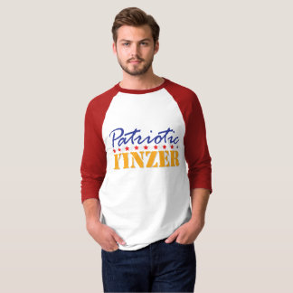 Camiseta Design patriótico de Yinzer