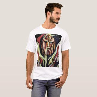 Camiseta Design tribal - Don´t obtem em meus nervos!