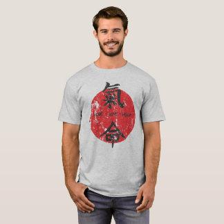 Camiseta design vivo da esperança do amor