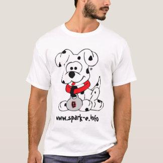 Camiseta Design web da Faísca-e