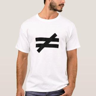 Camiseta Desigualdade #4 - A guerra eterno - citações de