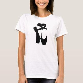 Camiseta Deslizadores do balé