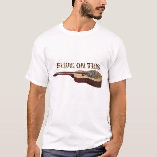 Camiseta Deslize neste t-shirt