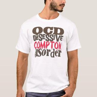 Camiseta Desordem obsessiva de Compton