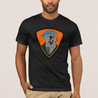 """Camiseta Destacamento """"homem-lobo """" de Spetsnaz"""