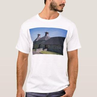 Camiseta Destilaria escocêsa do único malte