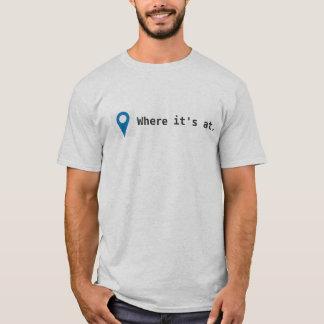 Camiseta Destino conhecido