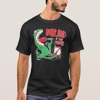 Camiseta Destino, Fred, & o t-shirt da torta de Octy do