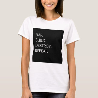 Camiseta Destrua