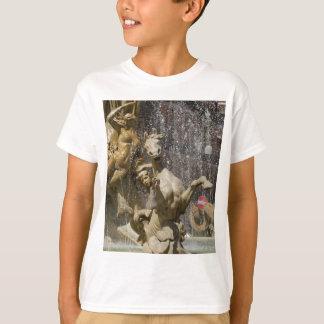 Camiseta Detalhe de d'Artemide de Fontana, Ortigia
