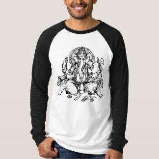 Camiseta Detalhe de Ganesh