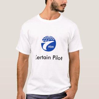 Camiseta Determinado piloto