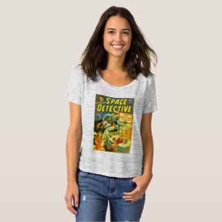 Camiseta Detetive do espaço -- Contrabandistas do ópio de