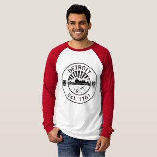 Camiseta Detroit 1701, afligido