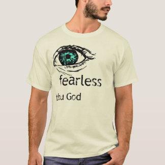 Camiseta Deus direto sem medo