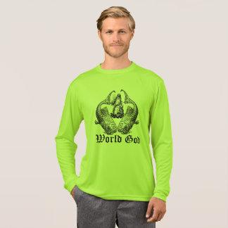 Camiseta deus do mundo