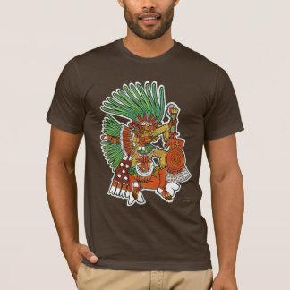 Camiseta Deus maia de Tezcalipoca
