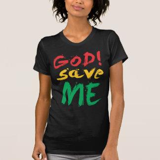 Camiseta deus! salvar me