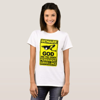 Camiseta Deus- Tom olhando final!