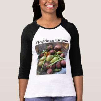 """Camiseta """"Deusa crescida """""""